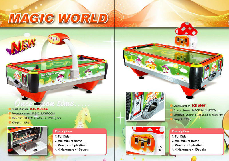 Indoor Amusement Sports Arcade Machines With Lifelike Sound Effect