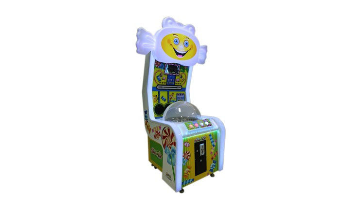Easy Operation Gift Vending Machine L89cm*w112cm*h204cm Attractive Appearance