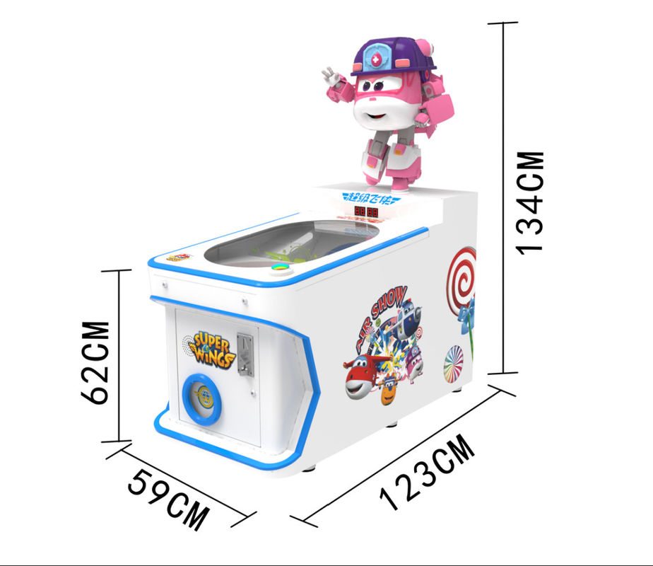 OEM Amusement Game Machine Lollipop Outlet Machine Super Swing IP Authorization