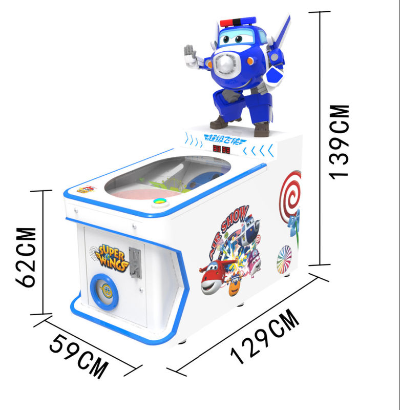 Arcade Game Machine Children Game Lollipop Outlet Machine Lollipop Vending Machine One Unit Super Swing IP