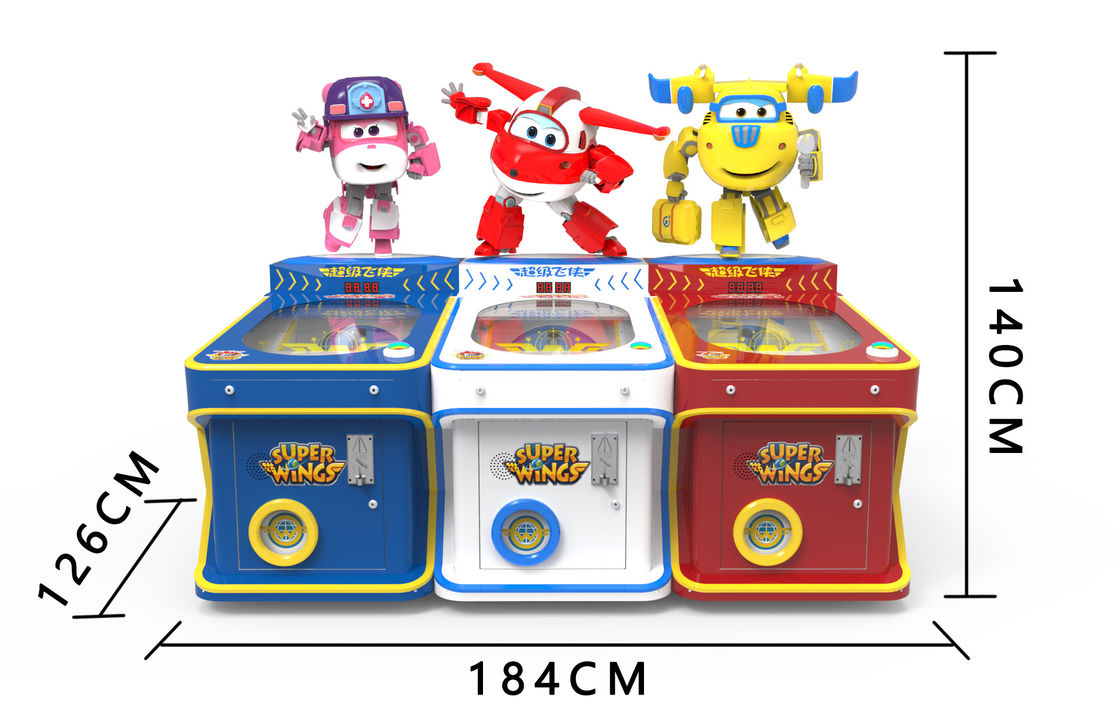 Shopping Mall Arcade Games Machines , OEM Lollipop Vending Machine